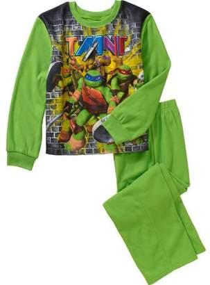 Nickelodeon Teenage Mutant Ninja Turtles 2-pc Fleece Pajama Set (6/7)