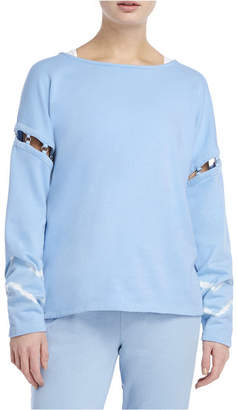 2xist Lightweight Tie-Dye Terry Sweatshirt