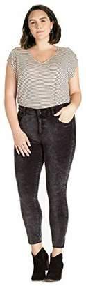 Lucky Brand Women's Emma Plus-Size Denim Legging in