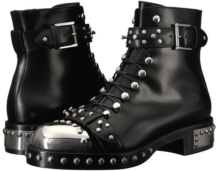Alexander McQueenAlexander McQueen - Sti.To Pelle S.Cuoio Women's Boots
