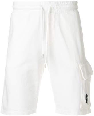 C.P. Company jersey shorts
