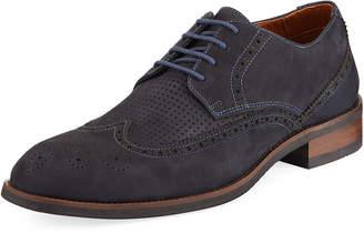 Donald J Pliner Men's Parson Suede Oxford Shoes
