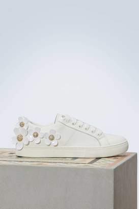 Marc Jacobs Daisy leather sneakers