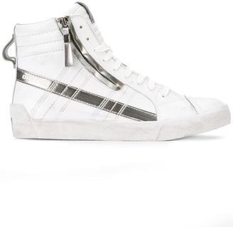 Diesel 'D-String Plus' sneakers $159.97 thestylecure.com