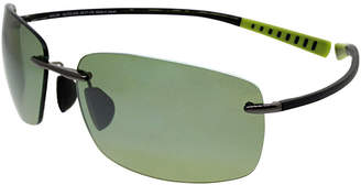 Maui Jim Unisex Kumu 64Mm Polarized Sunglasses