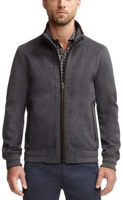 Vince Camuto Wool-blend Bomber Jacket