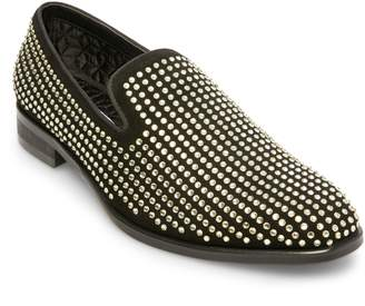 Steve Madden Falsetto Studded Venetian Loafer