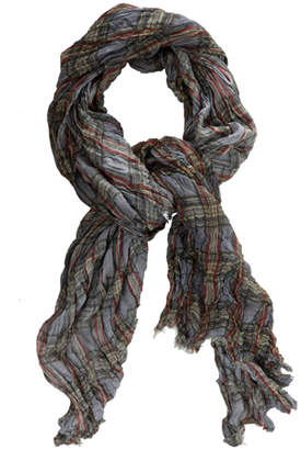 Yigal Azrouel Plaid Scarf