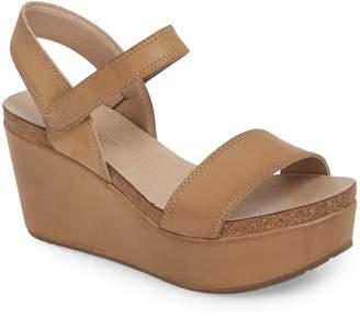 Chocolat Blu Watson Ankle Strap Wedge Sandal
