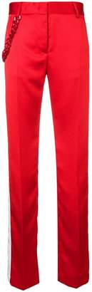 MSGM chain trousers
