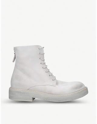 Marsèll Parrucca leather ankle boots
