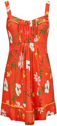 Joe Browns Floral Print V-Neck Vest Top