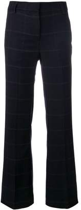 Dondup flared fitted trousers