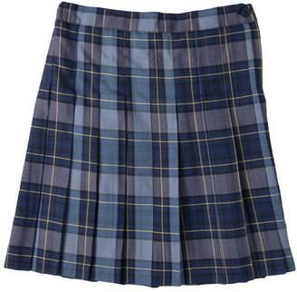 Chaps Girls 4-16 School Uniform Plaid Skirt