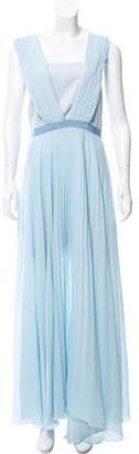Vionnet Silk Evening Dress