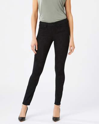 Jeanswest Butt Lifter Skinny Jeans Absolute Black