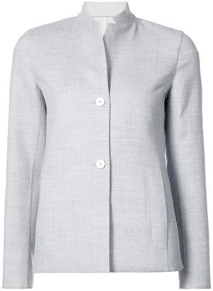 Akris boxy blazer jacket