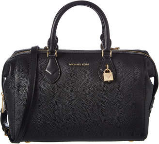 MICHAEL Michael Kors Grayson Large Leather Convertible Satchel