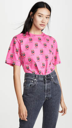 Kenzo Allover Boxy T-Shirt
