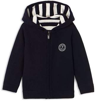 Jacadi Boys' Reversible Zip-Up Cardigan - Baby