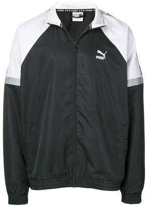 Puma logo band track jacket