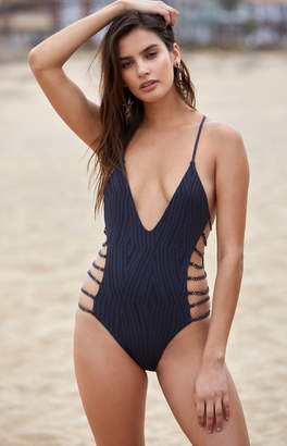 Blue Life Unchained One Piece Swimsuit