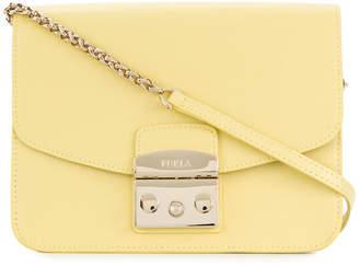 Furla square satchel bag