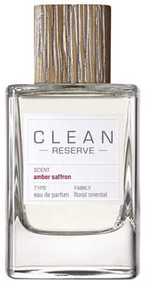 CLEAN Amber Saffron Eau de Parfum, 3.4 oz./ 100 mL