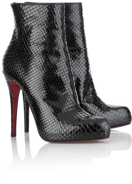 Christian Louboutin Arielle A Talon ankle boots