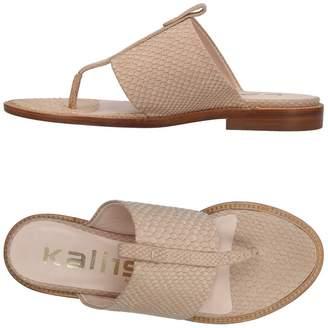 Kalliste Toe strap sandals - Item 11371016