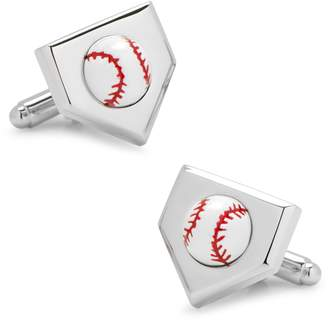 Cufflinks Inc. Cufflinks, Inc. 3D Baseball Cuff Links