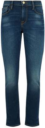 Frame Le Garcon Straight Jeans