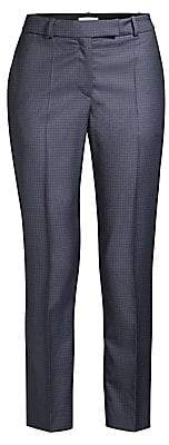 BOSS Women's Trisetella Super Stretch Wool Trousers