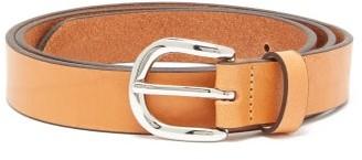 Isabel Marant Zap Leather Belt - Womens - Tan