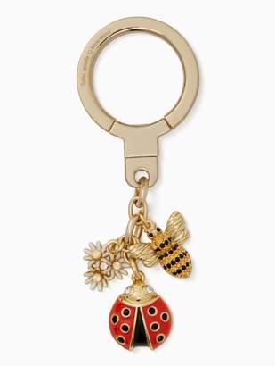 Kate Spade things we love keychain