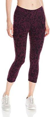 Lucy Women's Studio Hatha Capri Legging $39.99 thestylecure.com