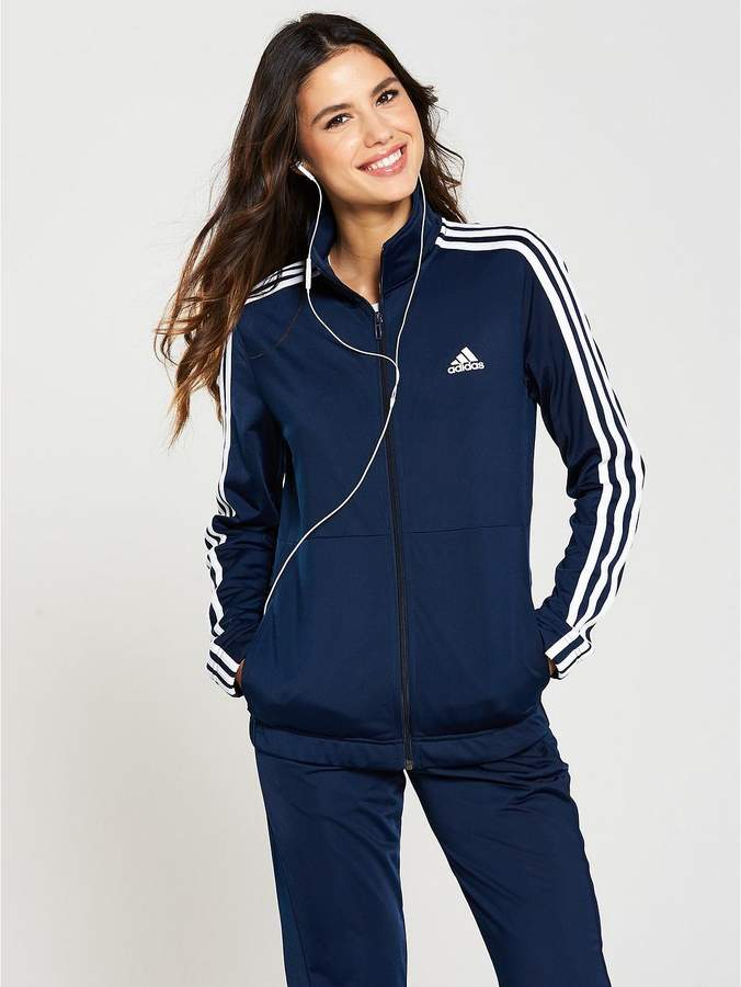 Back 2 Basics 3 Stripe Tracksuit