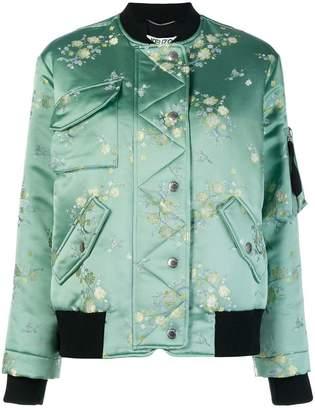 Kenzo floral bomber jacket