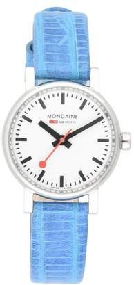 Mondaine (モンディーン) - MONDAINE 腕時計
