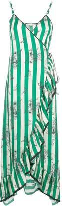 Morgan Lane Sofia wrap dress