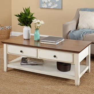 Target Marketing Systems Charleston Coffee Table
