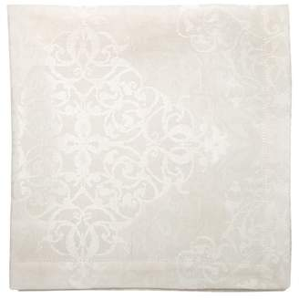 Marquis by Waterford Camden Cloth Napkin, Set of 4, Ivory