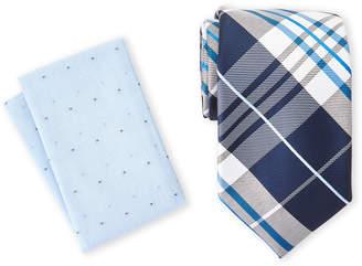 Nautica Lydonia Tie & Handkerchief Set