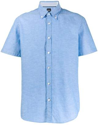 HUGO BOSS short sleeved shirt