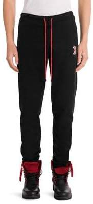 Marcelo Burlon County of Milan Red Sox Sweatpants