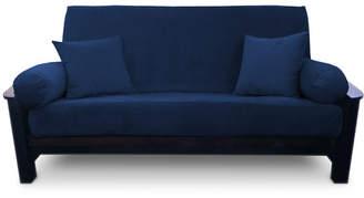 Latitude Run Simoes Box Cushion Futon Slipcover