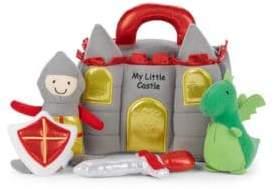 Gund Six-Piece My Little Castle Plush Playset