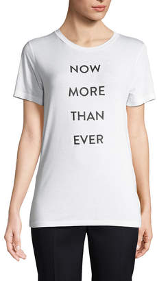 Prabal Gurung Graphic Crewneck T-Shirt