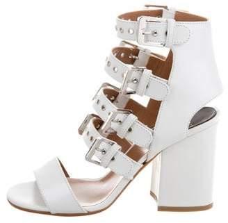 Laurence Dacade Kloe Grommet Sandals