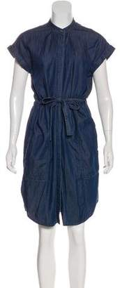 Closed Denim Midi Dress